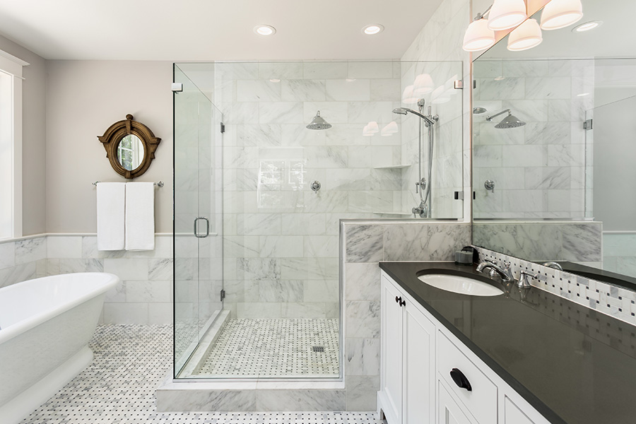 Agalite Custom Shower Enclosures | Cortez Glass