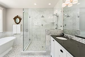 Custom Shower Enclosures | Cortez Glass